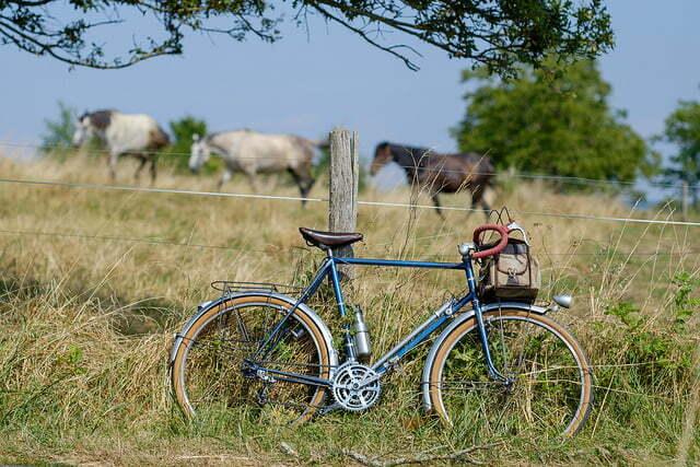 Cycles Colibri 1950